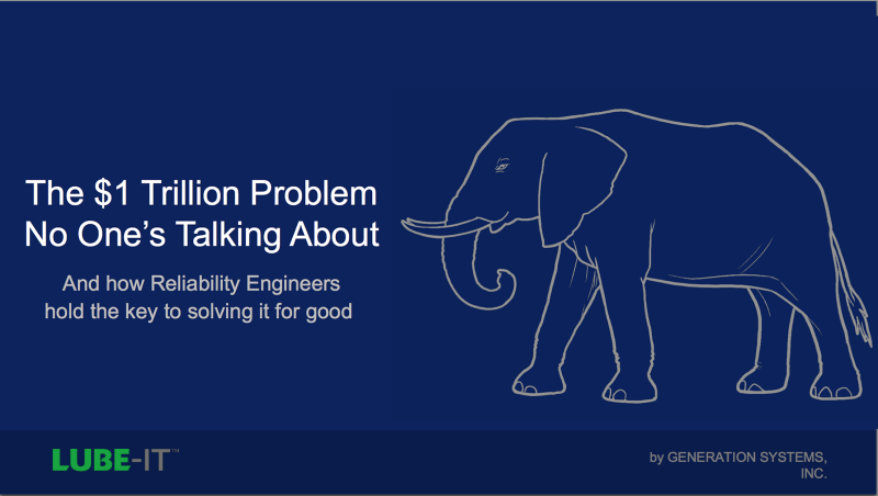 The 1 Trillion Dollar Elephant in the Room